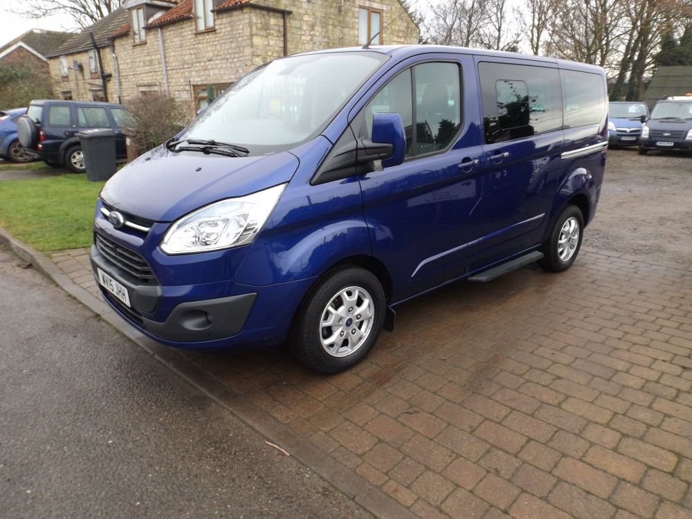 2015 15 ford transit tourneo 8 seater minibus mark. Black Bedroom Furniture Sets. Home Design Ideas